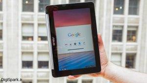 لپ تاپ Asusسیستم عامل Chromebook
