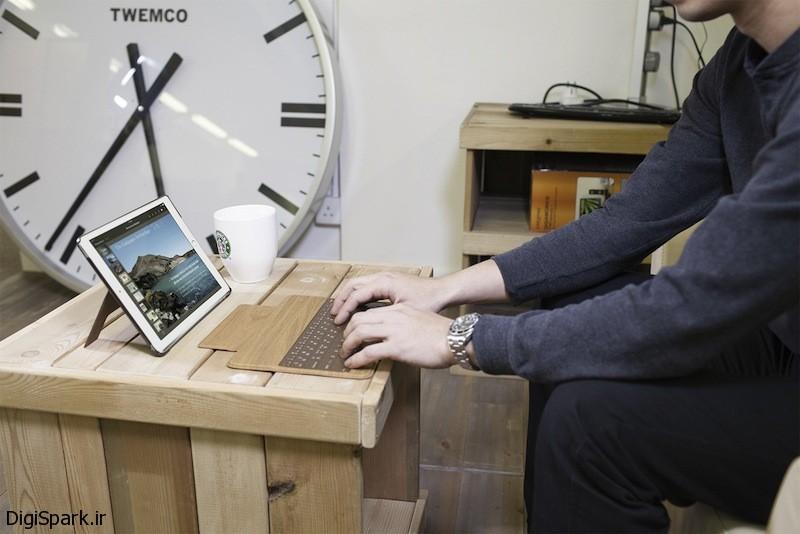 """نازکترین صفحه کلید دنیا """" Libre Keyboard """""""