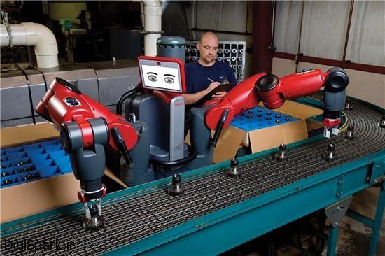 5 خیزش عظیم در فعالیت رباتها - دیجی اسپارک