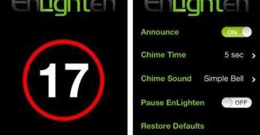 برنامه EnLighten برای اطلاع از وضعیت چراغ راهنما در مسیر پیش رو