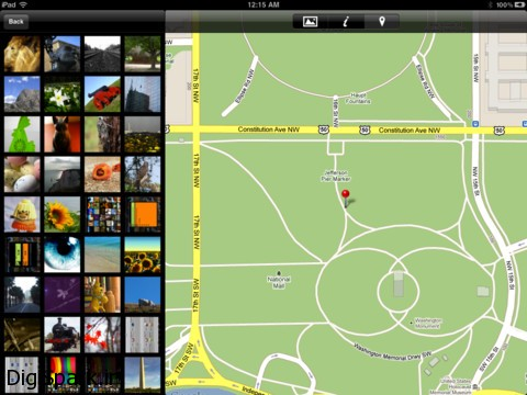نرم افزار Google+ با قابلیت ذخیره خودکار مکان