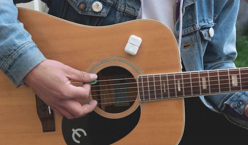 Instamic؛ یک دستگاه کوچک برای ضبط صدا با کیفیت بالا- دیجی اسپارک