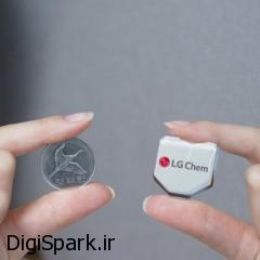 باتریهای شش ضلعی LG Chem با 25 درصد انرژی بیشتر