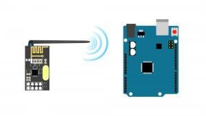 آموزش راه اندازی NRF24L01 با آردوینو - دیجی اسپارک