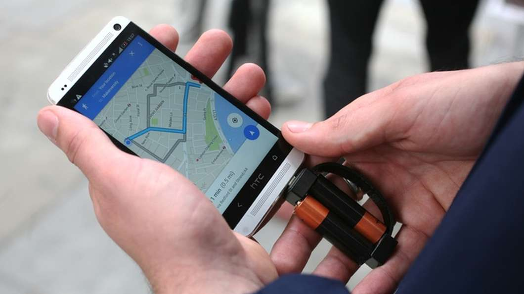 Nipper کوچکترین شارژر دنیا