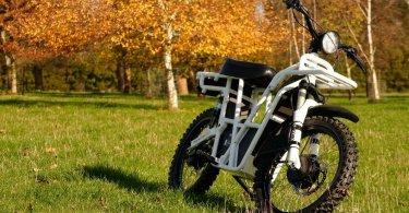 موتورسیکلت الکتریکی Ubco