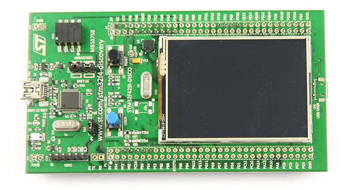 discovery-stm32f429