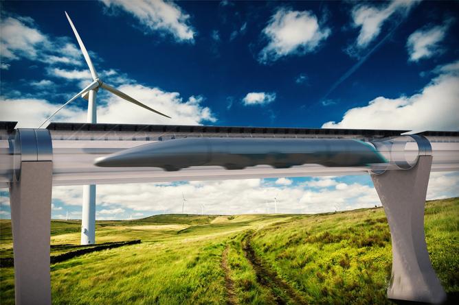 Hyperloop یک مسافرت همانند راه آهن نیست-دیجی اسپارک