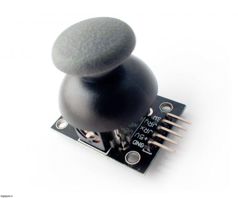 آموزش کنترل کامپیوتر با استفاده از جوی استیک به وسیله آردوینو LEONARDO