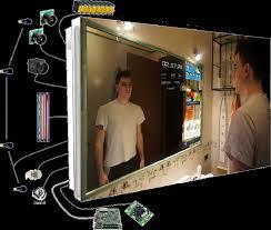 آينه هوشمند woze Mirror برای بررسی سلامتی