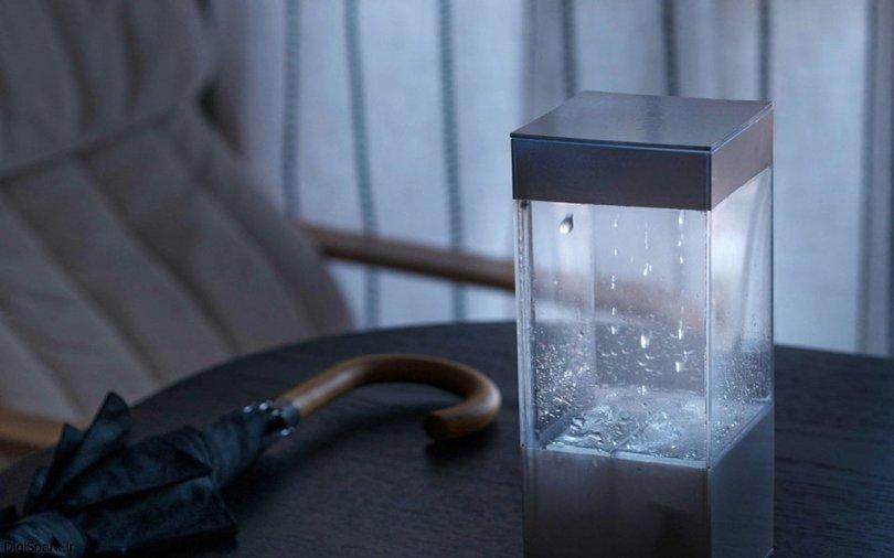 tempescope ؛ پیش بینی آب و هوا از یک جعبه شفاف - دیجی اسپارک