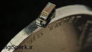 کوچکترین کامپیوتر دنیا به اندازه یک دانه برنج1