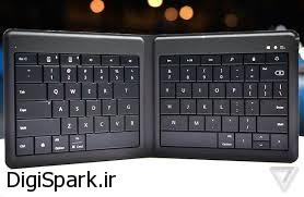 صفحه کلید تاشو مایکروسافت1