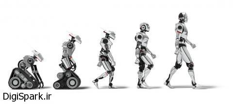 ربات از ابتدا - دیجی اسپارک