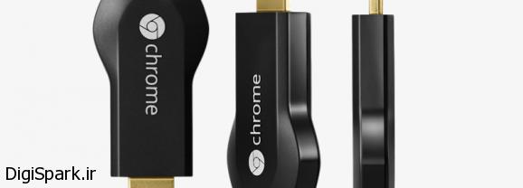 دستگاه Chromecast Audio گوگل و هوشمند سازی خانه