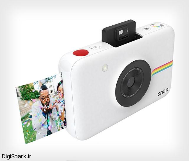 دوربین Polaroid Snap با قابلیت پرینت فوری عکس