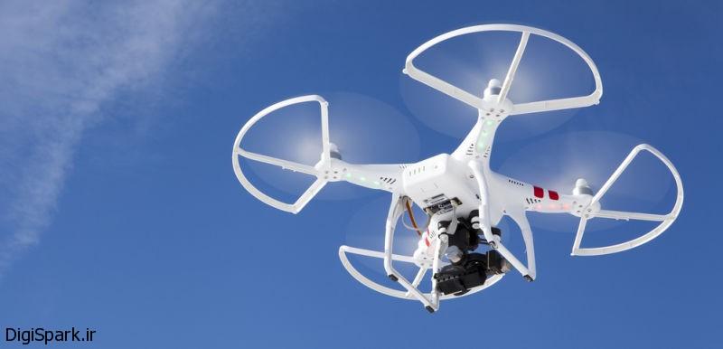 تراشه Snapdragon Flight برای استفاده در پهپادها