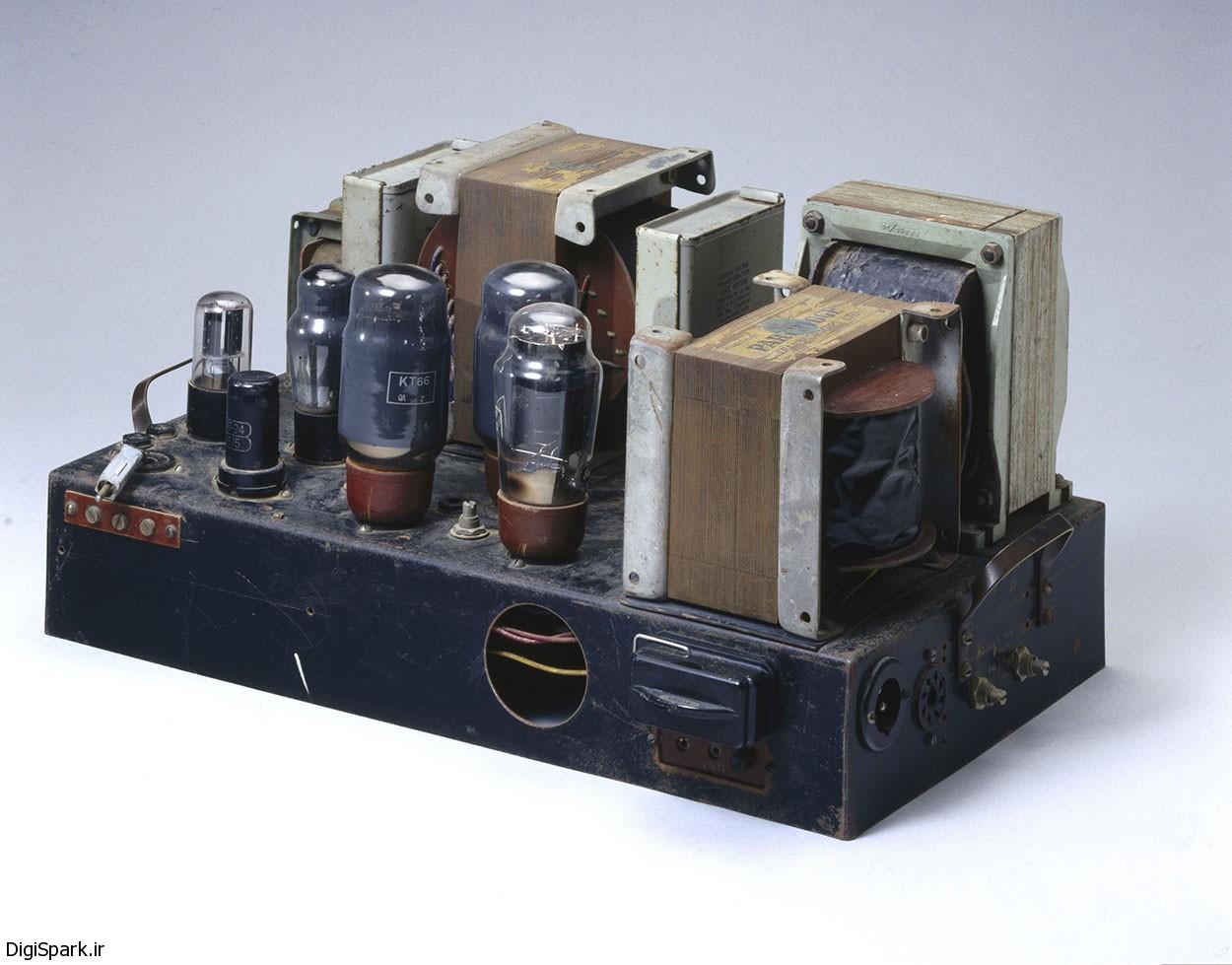 آموزش ساخت آمپلی فایر با آی سی TBA810 - دیجی اسپارک