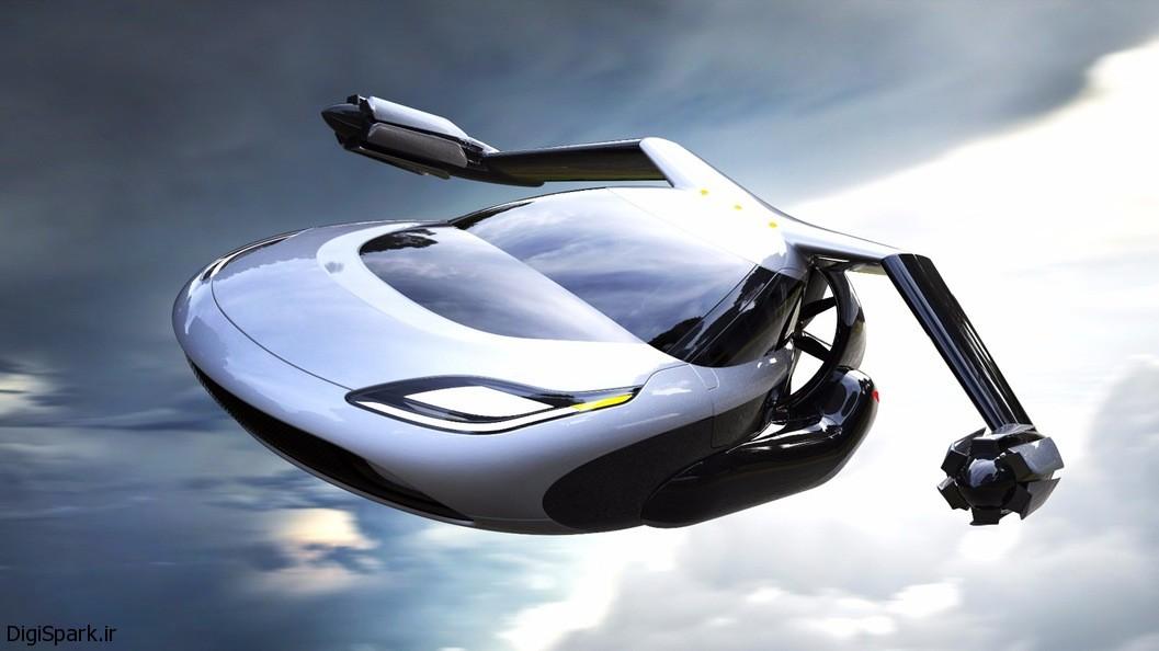 خودروی پرنده TF-X