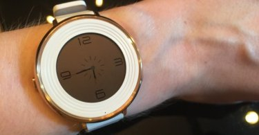 Time Round سبکترین و نازکترین ساعت هوشمند دنیا