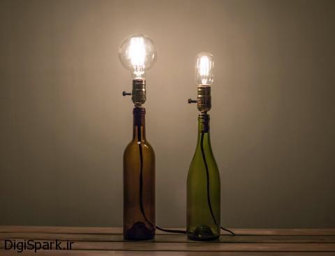 چگونه دیمر اتوماتیک لامپ بسازیم؟ - دیجی اسپارک