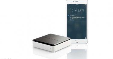 Voice Bridge برای برقرای تماس ثابت با گوشی های موبایل