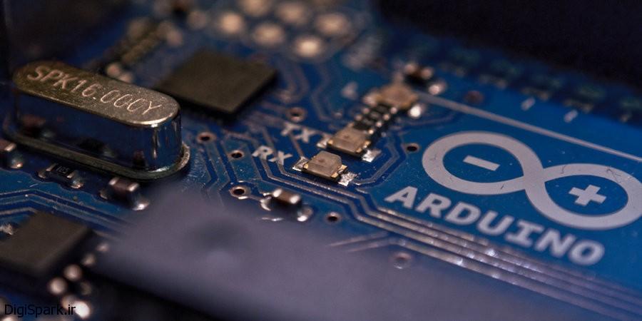 آموزش وقفه آردوینو Arduino
