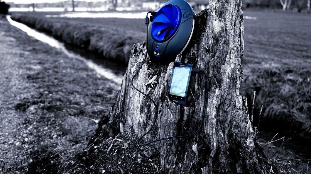 شارژ گوشی با آب - دیجی اسپارک
