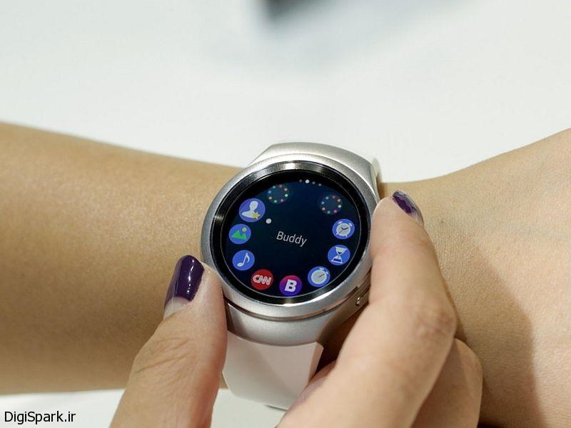 ساعت هوشمند Gear S2 سامسونگ : نوآوری برای استفاده دقیق - دیجی اسپارک