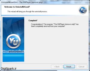 نرم افزار Unin-staller برای حذف فایلهای برنامه از روی سیستم