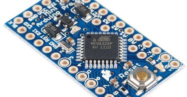 آموزش پروگرام کردن آردوینو مینی Arduino mini