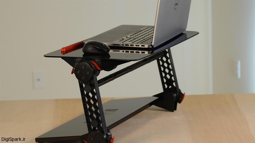 میز Torax با قابلیت تنظیم و استفاده در کاربردهای مختلف