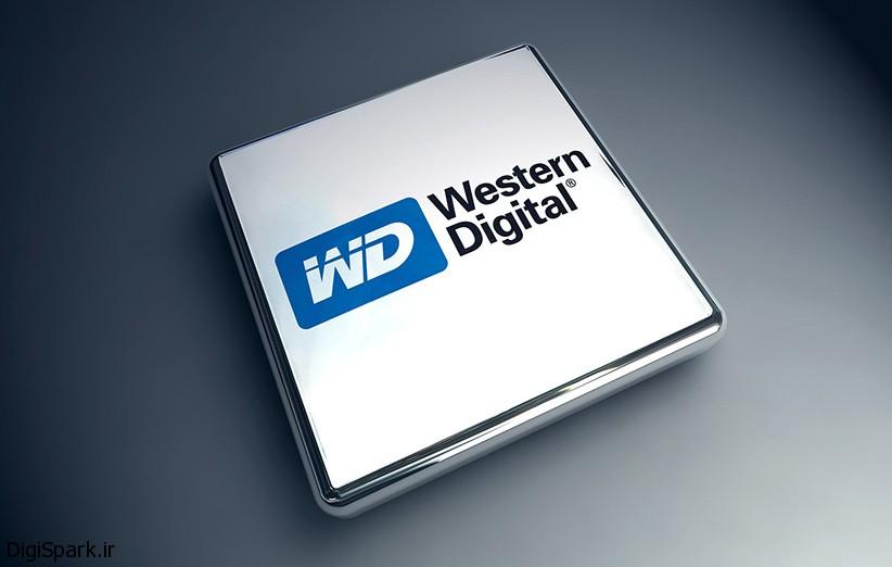 WesternDigital وسترن دیجیتال