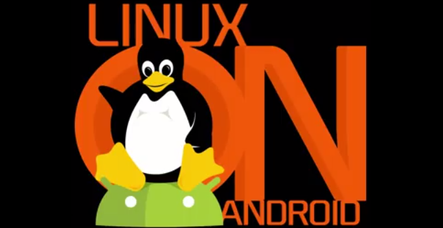 linux-on-android لینوکس