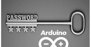 آموزش ایجاد پسوورد در آردوینو