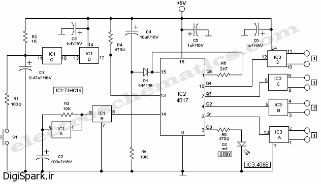 step-switch-selector-Digispark