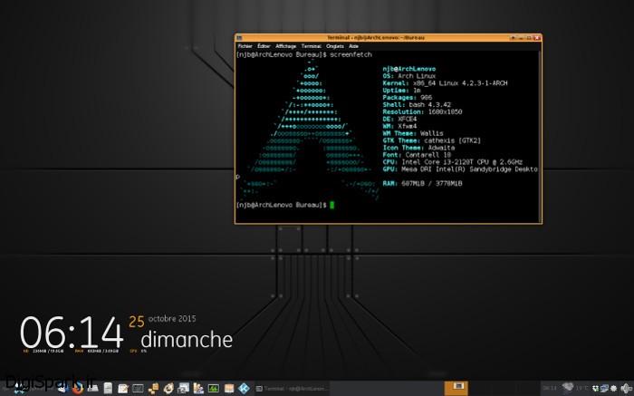 ASCII-Arts-Linux-Logo