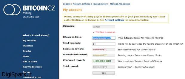 ساخت اکانت بیت کوین Bitcoin
