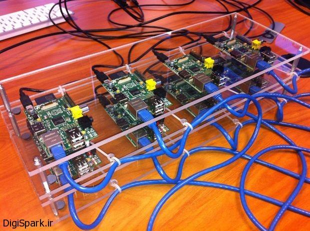 برد رزبری پای Raspberry pi برای بیت کوین