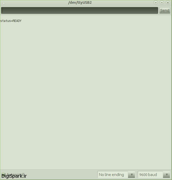 آموزش ماژول sim900a آردوینو