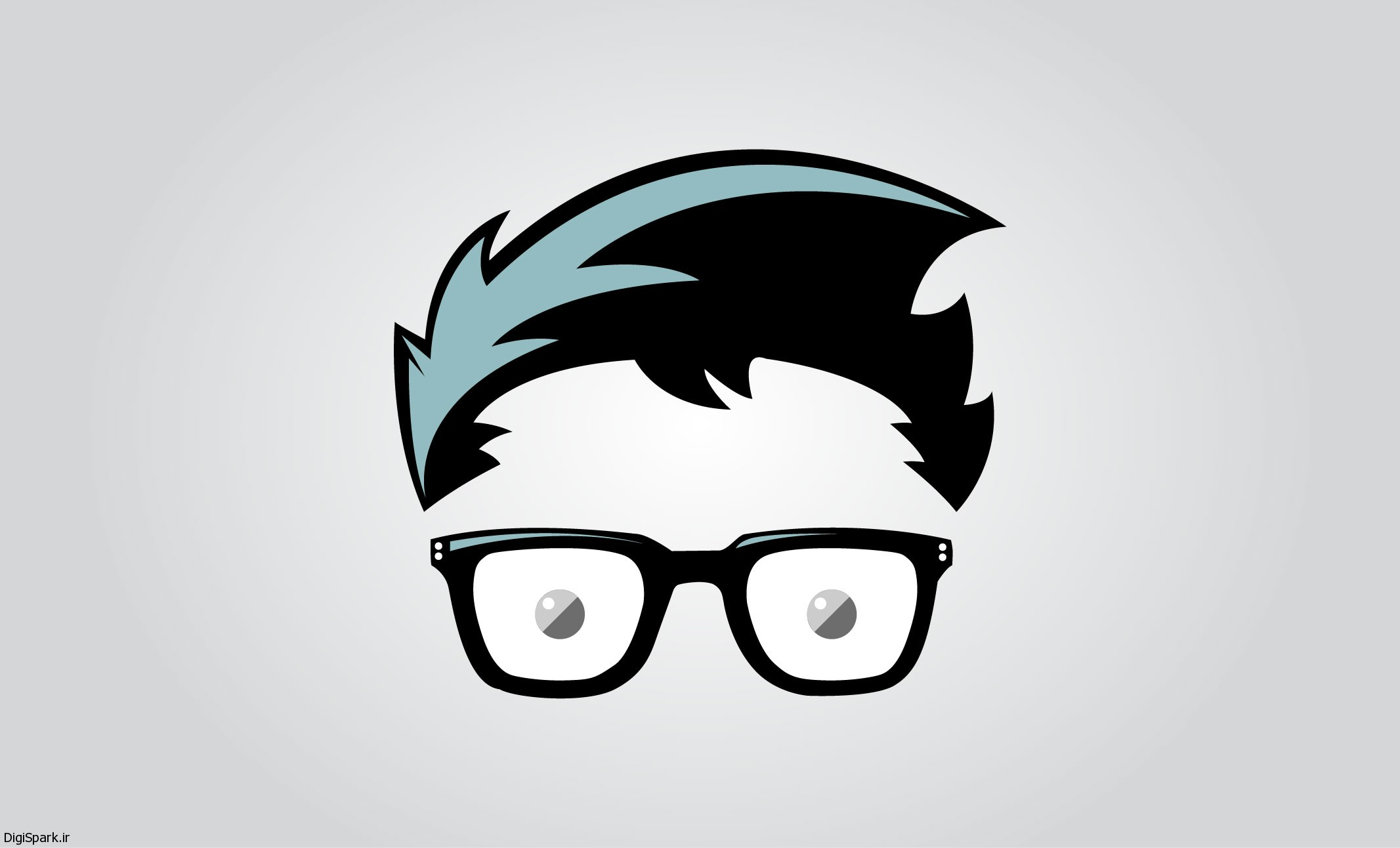 make a geek vector