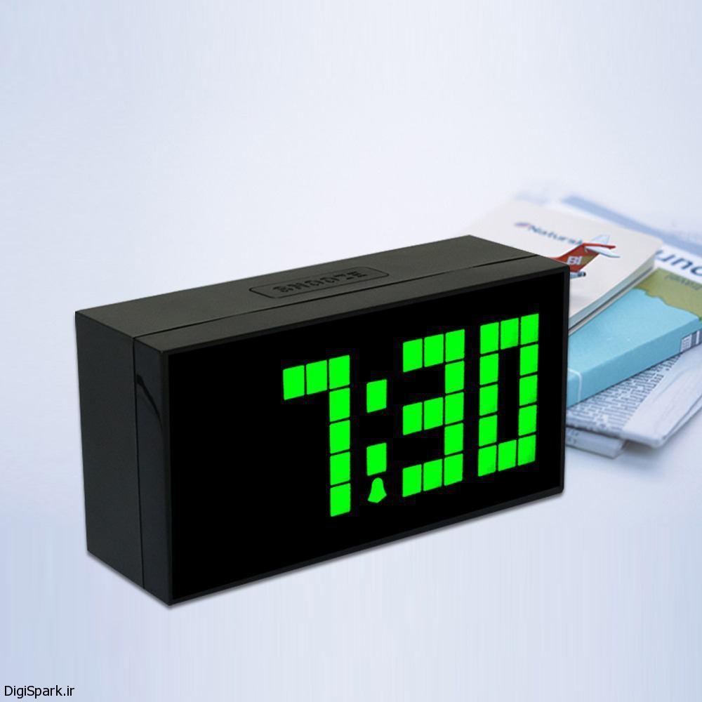 آموزش ماژول ساعت ds3231 آردوینو arduino
