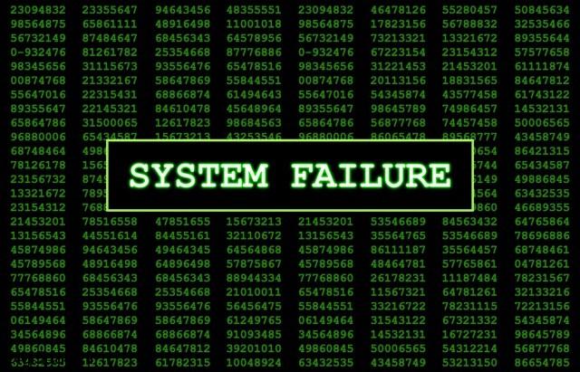 system-failure-green-screen
