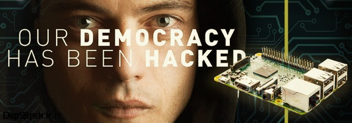 raspberry pi hack mr robot