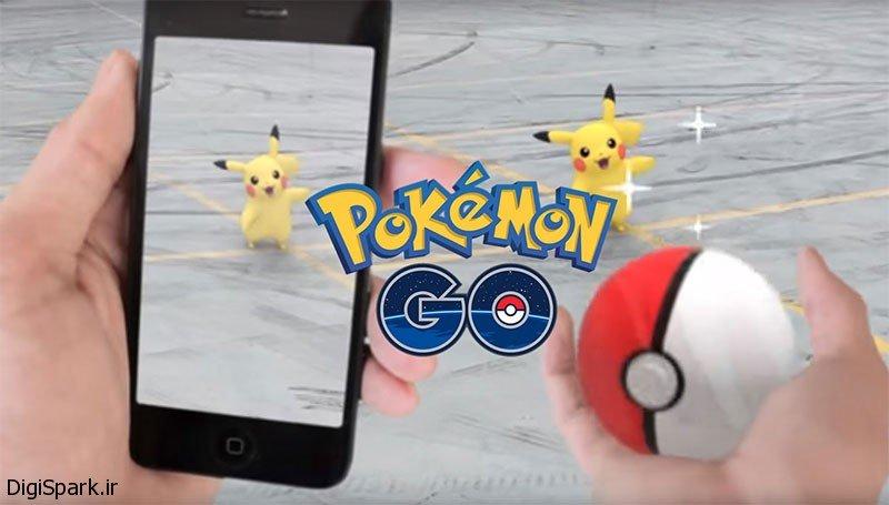 دانلود بازی پوکمون گو Pokemon Go Free Download