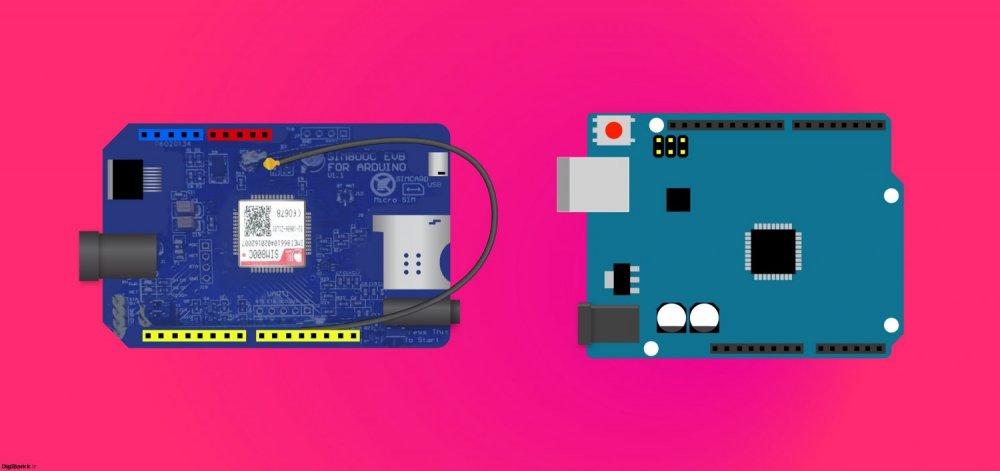 آموزش راه اندازی شیلد Sim800C برد آردوینو - دیجی اسپارک