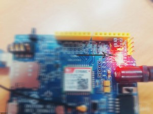 شیلد sim800c آردوینو