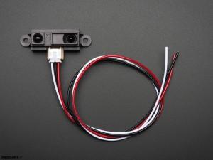 GP2Y0A41SK0F arduino آردوینو