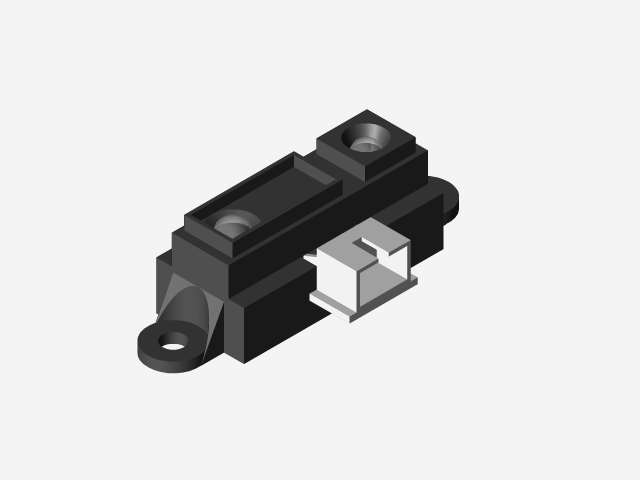 آموزش راه اندازی GP2Y0A41SK0F سنسور شارپ با برد آردوینو Arduino