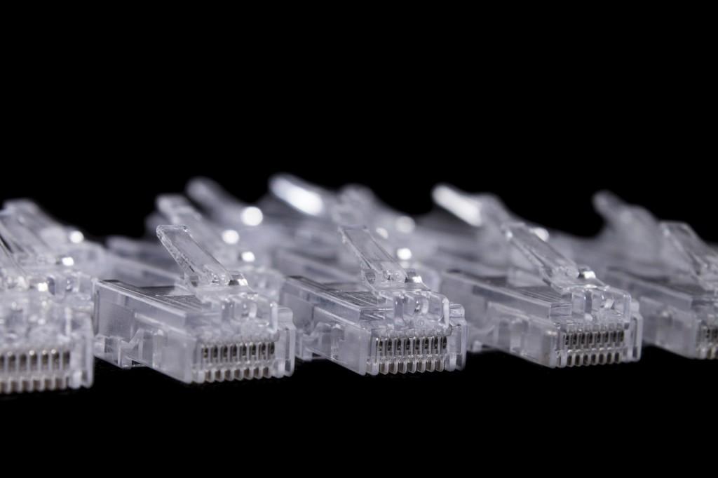 شبکه conectores-de-rede